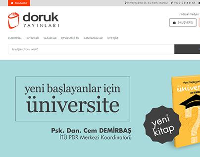 Doruk Yayınları Book Store and Publisher