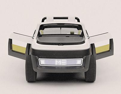 Citroën ME concept