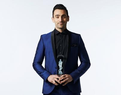 Jacob Hoggard (JUNO Awards Host)