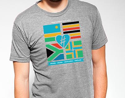 TNHF T-shirt Designs
