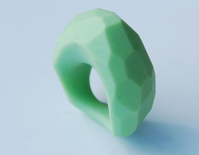 pastel ring