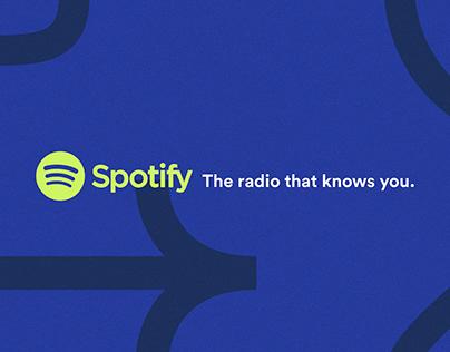 Spotify - Advertising