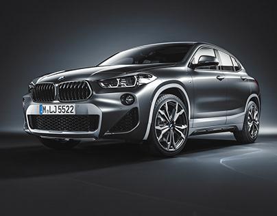 BMW X2 | CGI