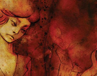 eveline::book illustration
