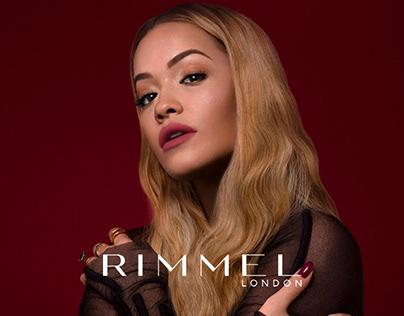 Rimmel - Site Design (2017)