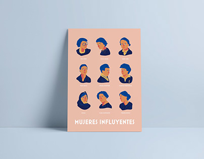 Mujeres Influyentes