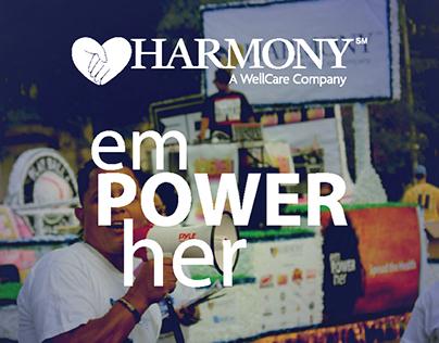 Harmony EmPowerHer Campaign