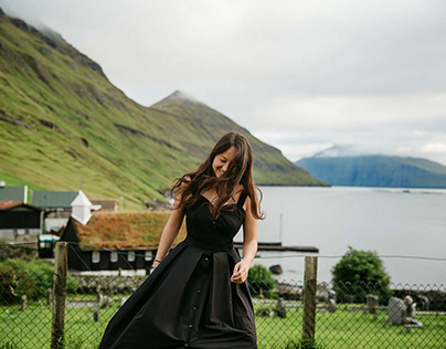 The Faroe Islands. Alice