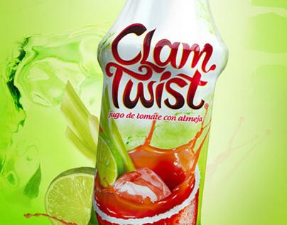 Clam Twist