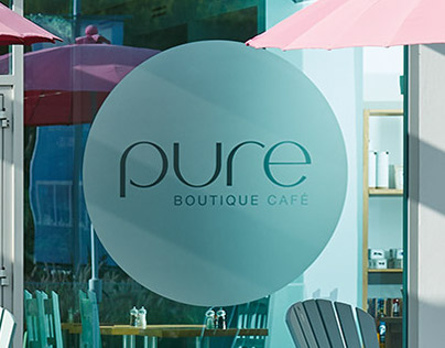Pure Boutique Café & Juice Bar