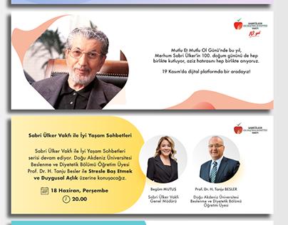 Sabri Ülker Vakfı / Post-Story-Mailing-Banner