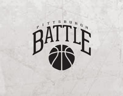 Pittsburgh Battle NBA Basketball Team