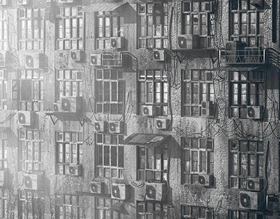 Old Buildings | CGI