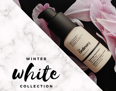 white collection project