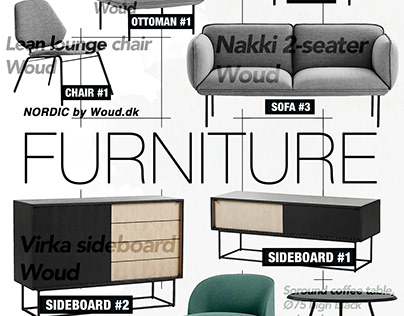 FURNITURE BY WOUD RESOURCES #1