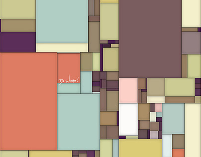 Color Visualization: Psycho-Plaid