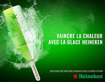 Heineken Ice Cream Ad