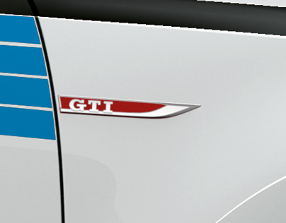 Polo GTI Sticker