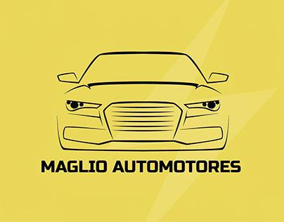 Maglio Automotores | Logotipo