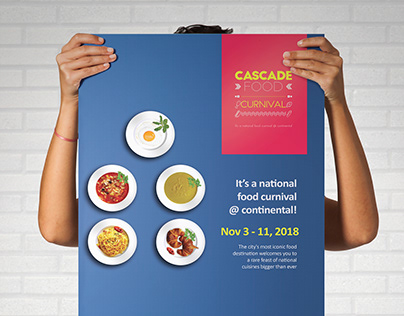 Food curnival poster