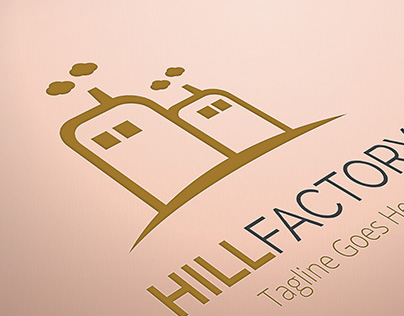 30Fish - Hill Factory Logo Design