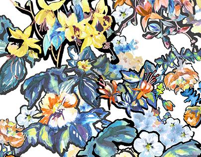Floral Artworks