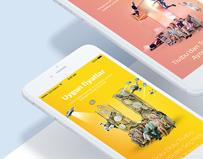 A'dan Z'ye herşey Tivibu'da Website Design