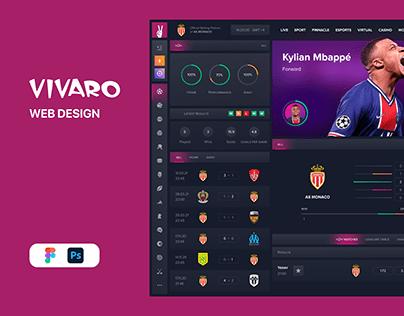 Vivaro / UI Design