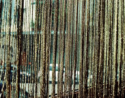 Tiki Bar Athens shot on film in 2011.
