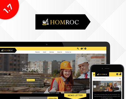 Homroc construction template