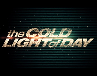 Cold Light of Day : Main/end Title Sequences