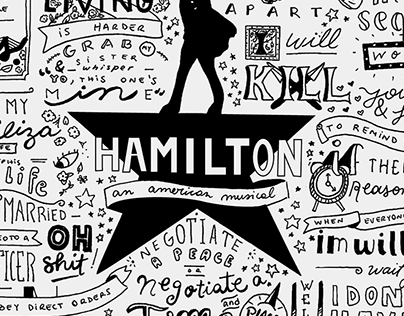 Hamilton Lettering