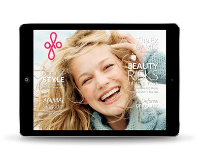 MSN Glo iPad App