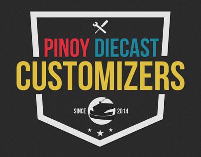 Pinoy Diecast Customizers - Logo & Shirt Design