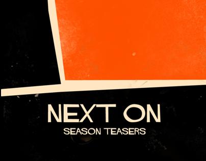 Season Teasers