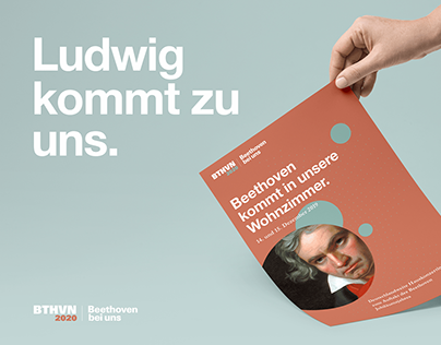 Beethoven bei uns Campaign