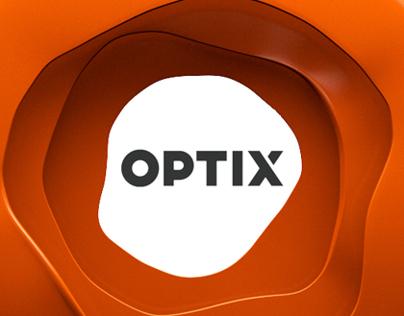 OPTIX Logo Redesign