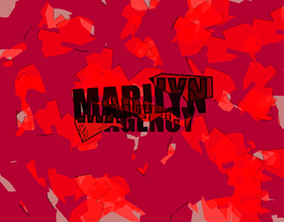 Marilyn Agency Fashion Week Digital Art Promo App