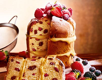 Panetones Nestlé Frutas Especiais