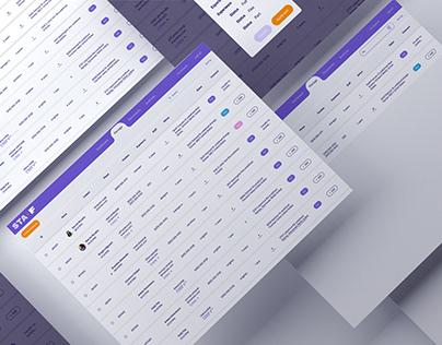 Tables concept