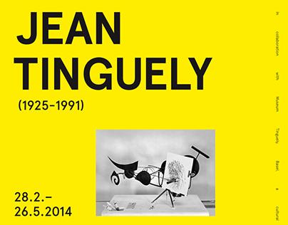 Jean Tinguely (1925–1991)
