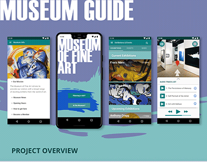 Museum Guide - Passion Project