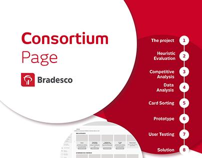 Consortium Page Bradesco