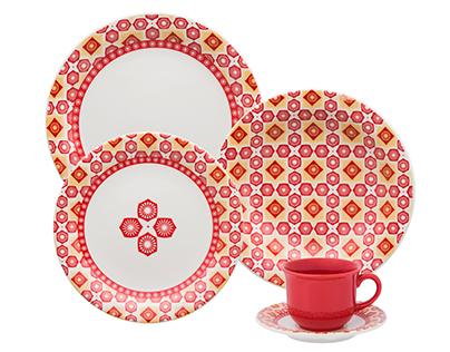 Aparelho de Jantar e Café Cocina • Oxford Daily