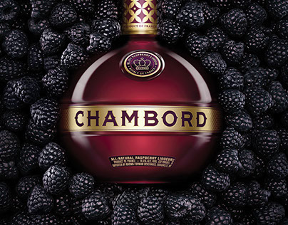 CHAMBORD Flow Main Visual