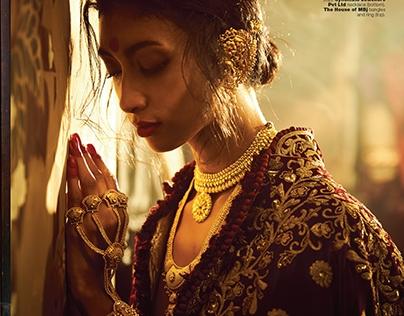 Jewellery Editorial, Kolkata - Brides Today - Feb '18
