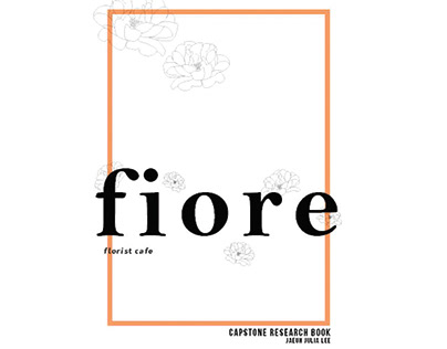 Fiore: Capstone Research Book