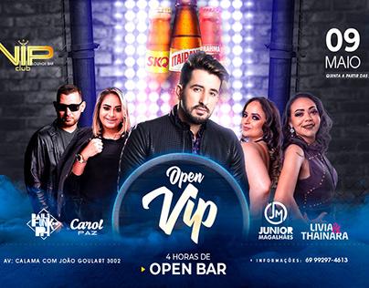 OPEN VIP