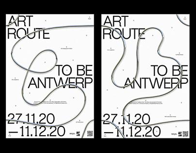 To Be Antwerp — Identity