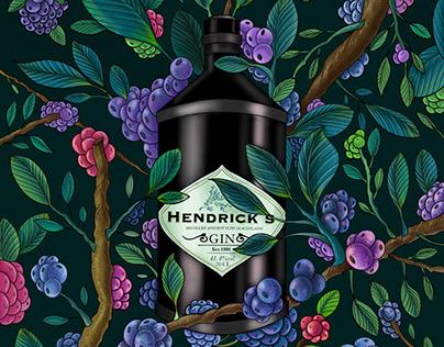 Hendricks Illustration Project